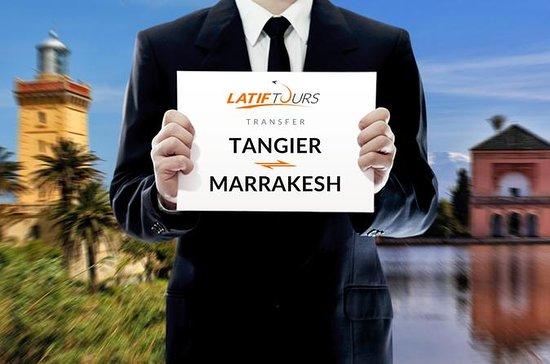 Private Transfer : Tangier - Marrakesh