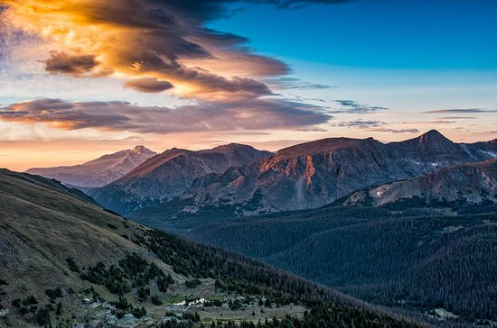 Sunrise Photo Safari in RMNP from ...