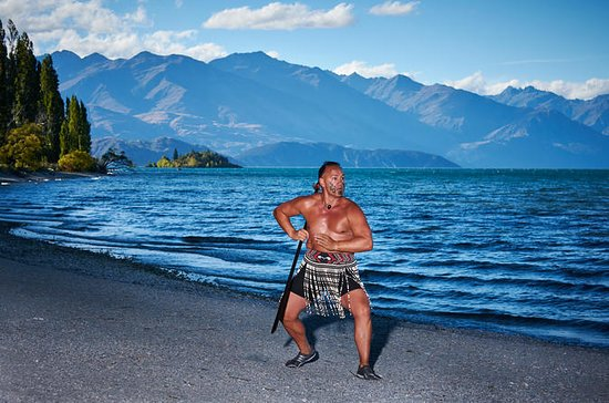 Bienvenido maorí Powhiri