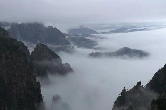 Excursión de 5 días a Huangshan