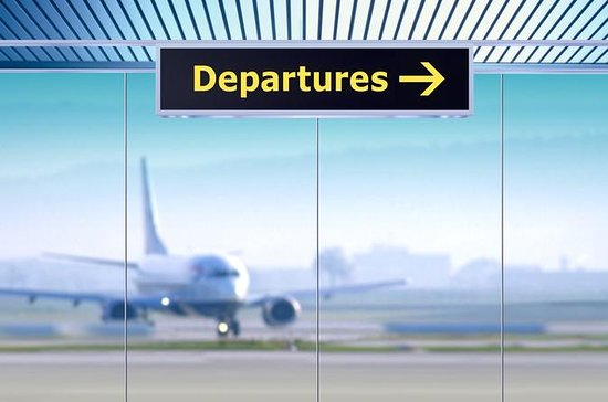 Shared Departure Transfer: Hotel to Puerto Plata International Airport