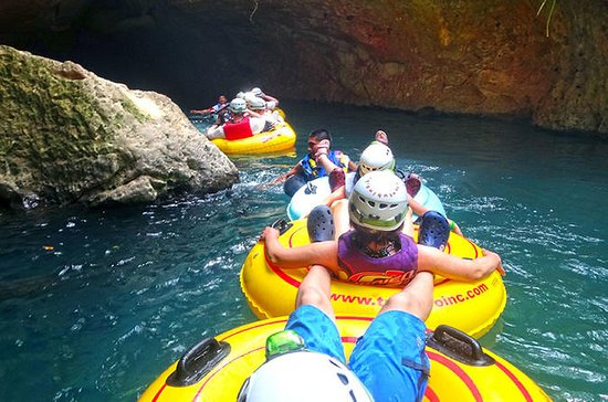 Cave Tubing & ZipRider Adventure with