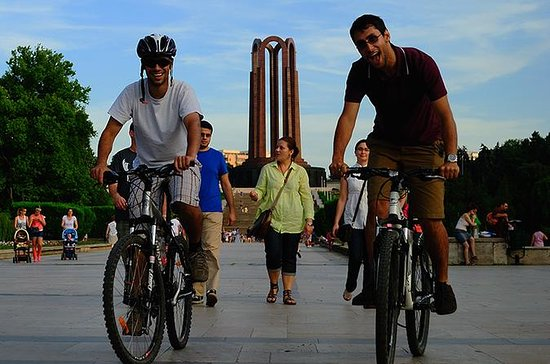 Bucharest Bike Tour - City of...