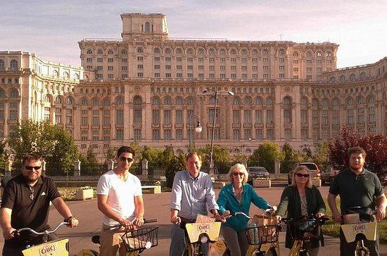 Bucarest Crash Course - Tour de vélo...