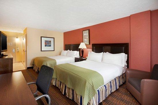 Holiday Inn Richmond I 64 West End: Guest room