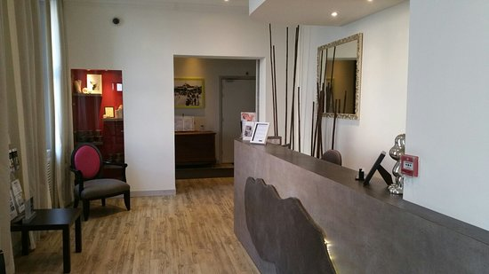 Hotel Les Roches Noires: Best Western Les Roches Noires