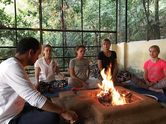 Vedic Yoga Centre: Vedic Yoga retreat in western part of Ukraine