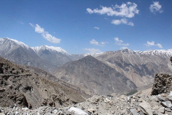 View from Tabo Top