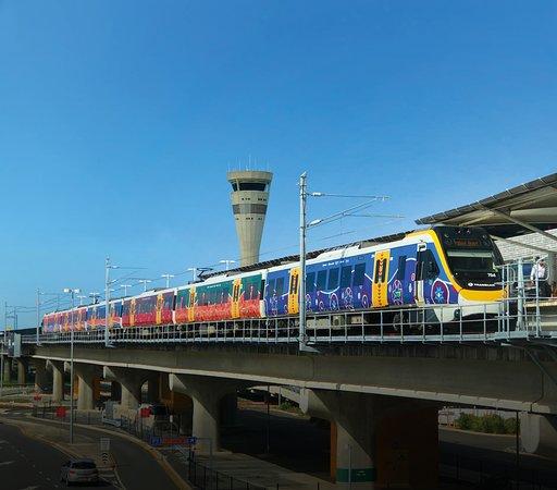 Brisbane's Airtrain