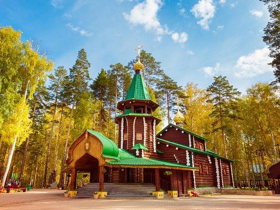 Екатеринбург, Россия: Царский храм