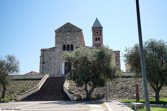 Chiesa di Santa Giusta: Prospetto frontale