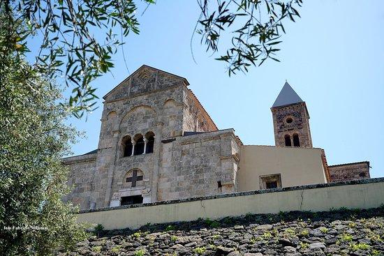 Chiesa di Santa Giusta: Facciata