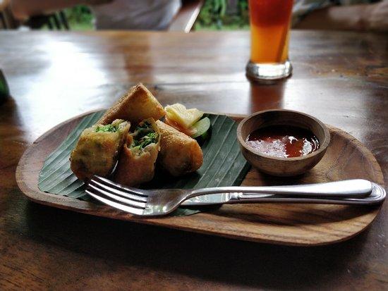 Balinese Home Cooking: Frühlingsrollen