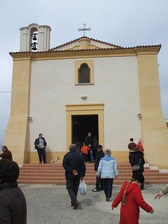 Termoli, Italy: Madonna a lungo.