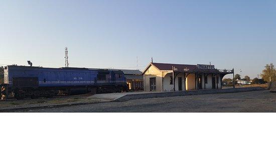 Palapye station