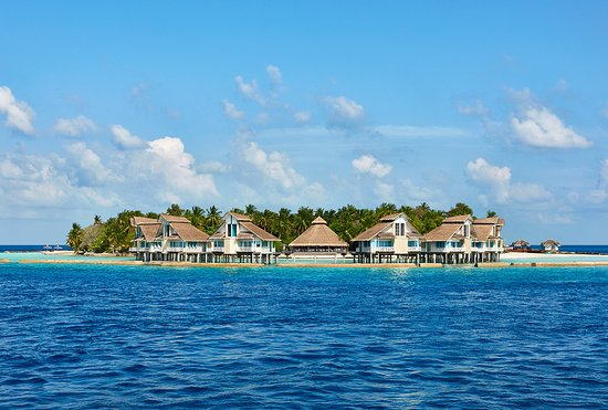 Ellaidhoo Island: Over Water Bungalows