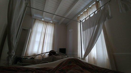 Villa Verganti Veronesi: Cosi dalle 6 della mattina...
