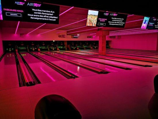 Farebersviller, Frankrike: Bowling