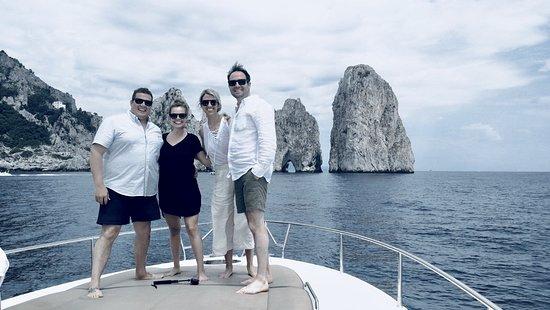 Sorrento on Boat – fotografija