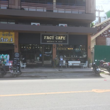 FACT CAFE Φωτογραφία