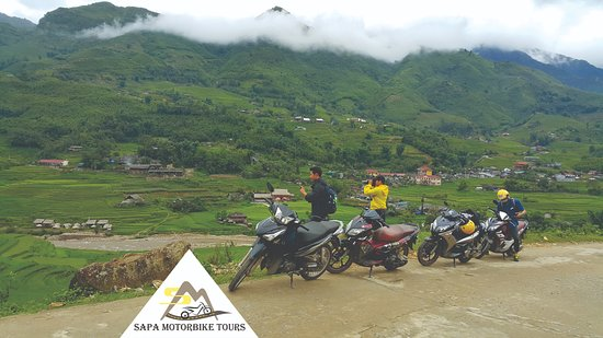 Sapa Motorbike and Trekking Tour