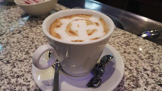 El Ca Granda: cappuccino