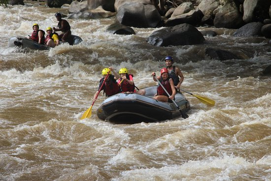 Siam River Adventures: Whitewater Rafting