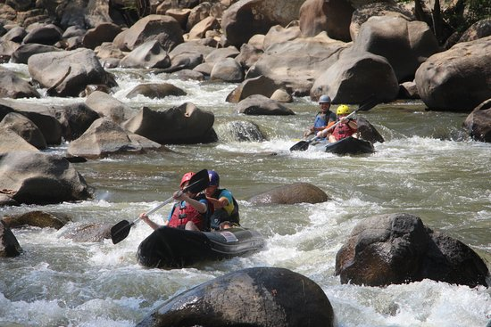 Siam River Adventures: Whitewater Rafting on the Summer Season
