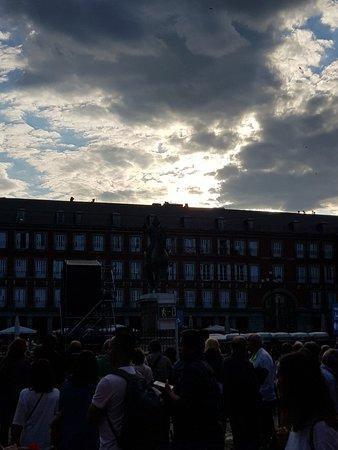 Plaza Mayor: Great plaza