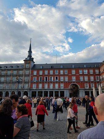Plaza Mayor: Beautiful plaza