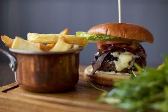 Southwick, UK: Burger