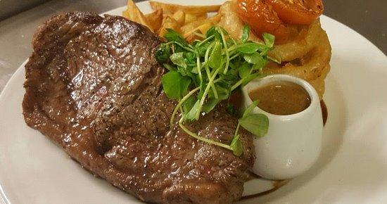 Southwick, UK: Steak