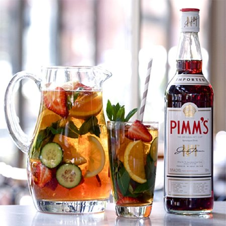 Southwick, UK: Pimm's