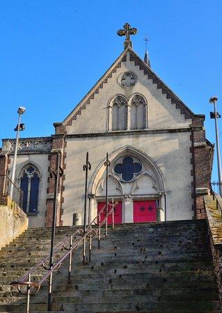Cormeilles, France: église