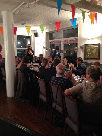Southwick, UK: Celebrate