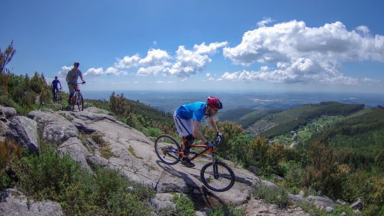 The Mountain Bike Adventure