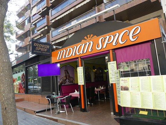 Indian Spice: New orange