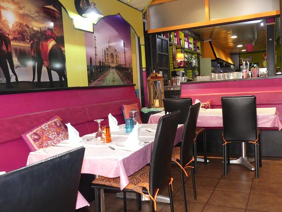 Indian Spice: tables 2