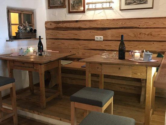 K.u.K. / Kaiser und Kuche: Weinverkostung