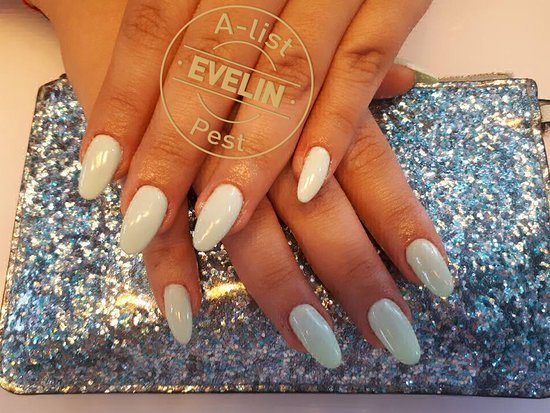 A-list Salon & Spa: Manicure (gellac) by Evelin, Hand and Foot Care Specialist, A-list Pest