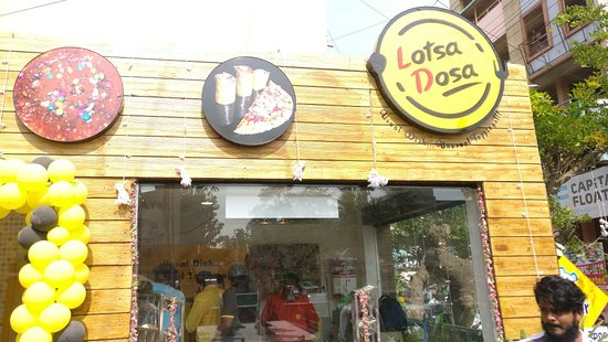 Lotsa Dosa, Salem - Restaurant Reviews, Phone Number & Photos