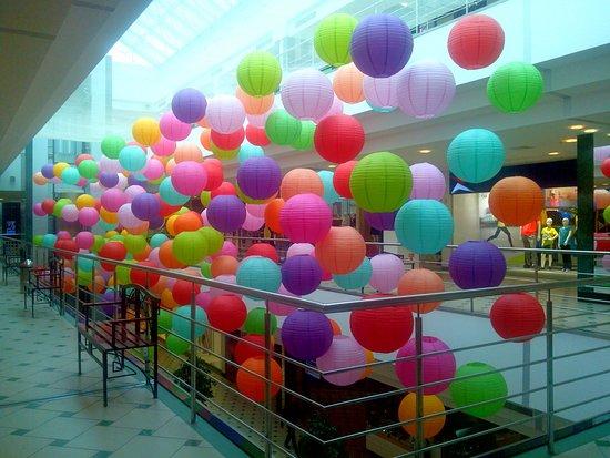 Tandem Mall: Летнее оформление комплекса для вашего хорошего настроения и красивых фотографий!