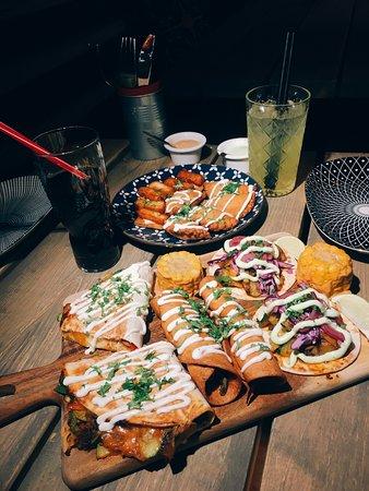 Salsa & Salsa: Street Food Combo & Starters Combo