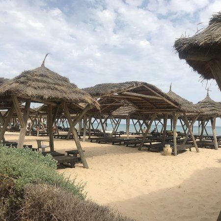 Foto de The Orangers Beach Resort & Bungalows