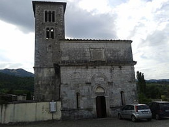 Chiesa Santa Maria in Cellis