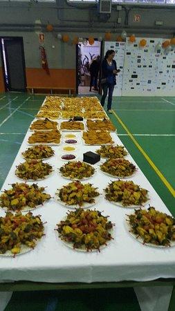 Catering El Pollo Dorado 2