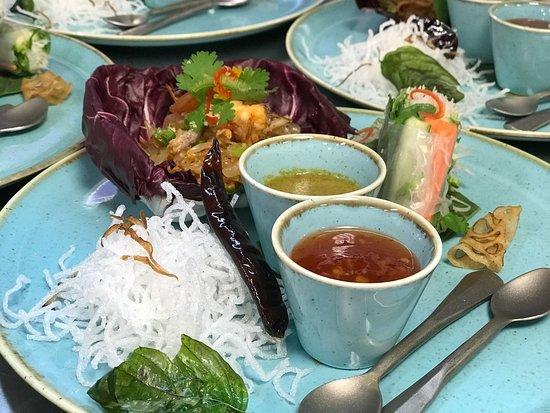 Charm Thai Lounge & Restaurant: dish