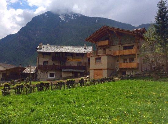 Acceglio, Italy: Albergo Locanda Mistral