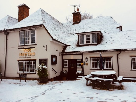 Kidmore End, UK: The New Inn
