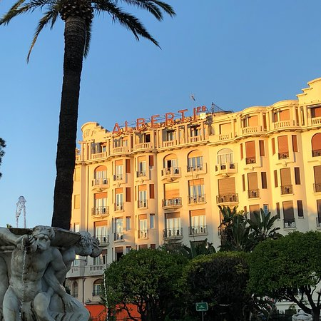 Hotel Albert 1er Photo